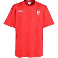 2010-11 Nottingham Forest Adidas Home Shirt (Kids)