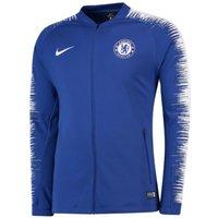 2018-2019 Chelsea Nike Anthem Jacket (Blue)