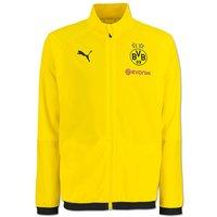 BVB Training Poly Jacket - Yellow - Kids