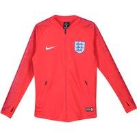 2018-2019 England Nike Anthem Jacket (Red) - Kids