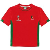 Portugal FIFA World Cup 2018 Poly T Shirt (Red) - Infants