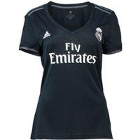 2018-2019 Real Madrid Adidas Womens Away Shirt