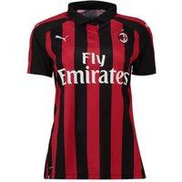 2018-2019 Ac Milan Puma Home Womens Shirt