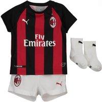 2018-2019 AC Milan Puma Home Baby Kit