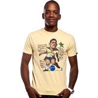 Garrincha T-Shirt // Yellow 100% cotton
