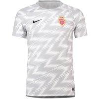 2018-2019 Monaco Nike Dry Pre-Match Training Shirt (White)