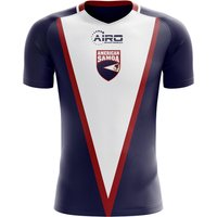2018-2019 American Samoa Home Concept Football Shirt (Kids)