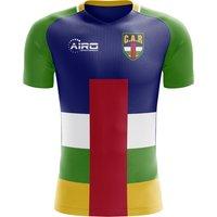 2018-2019 Central African Republic Home Concept Football Shirt
