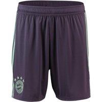 2018-2019 Bayern Munich Adidas Away Shorts (Purple) - Kids