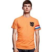 Dutch Captain T-Shirt // Orange 100% cotton