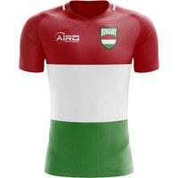 2018-2019 Hungary Home Concept Football Shirt - Baby