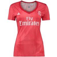 2018-2019 Real Madrid Adidas Womens Third Shirt