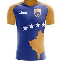 2018-2019 Kosovo Home Concept Football Shirt (Kids)