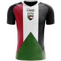 2018-2019 Sudan Home Concept Football Shirt