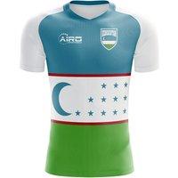 2018-2019 Uzbekistan Home Concept Football Shirt