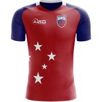 2018-2019 Samoa Home Concept Football Shirt