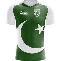 2018-2019 Pakistan Home Concept Football Shirt