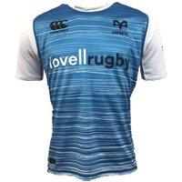 2018-2019 Ospreys Away Pro Vapodri Rugby Shirt