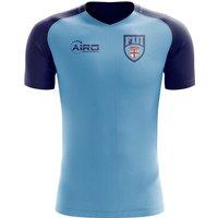 2018-2019 Fiji Home Concept Football Shirt