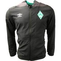 2018-2019 Werder Bremen Umbro Woven Jacket (Black)