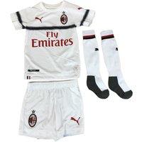 2018-2019 Ac Milan Puma Away Mini Kit