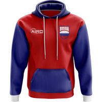 Russia Concept Country Football Hoody (Red)