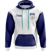 Virgin Islands Concept Country Football Hoody (White)