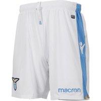 2018-2019 Lazio Macron Away Shorts (white) - Kids