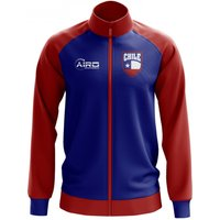 Chile Concept Football Track Jacket (Navy) - Kids