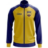 Ecuador Concept Football Track Jacket (Yellow)
