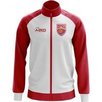 Eritrea Concept Football Track Jacket (White)