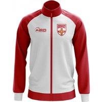 Guernsey Concept Football Track Jacket (White)