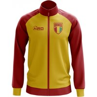 Guinea Concept Football Track Jacket (Yellow)