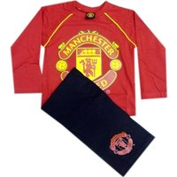 Manchester United FC New Boys Pyjama (7/8)