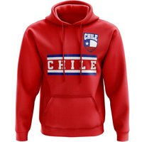 Chile Core Football Country Hoody (Red)