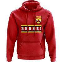 Brunei Core Football Country Hoody (Red)