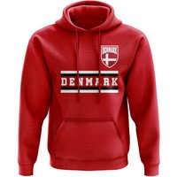 Denmark Core Football Country Hoody (Red)