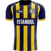 2019-2020 Fenerbahce Home Concept Football Shirt - Little Boys