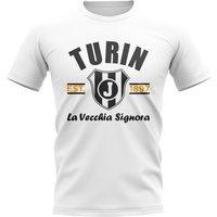 Juventus Established Football T-Shirt (White)