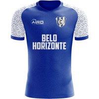 2019-2020 Cruzeiro Home Concept Football Shirt - Womens