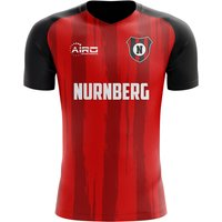 2019-2020 Nurnberg Home Concept Football Shirt