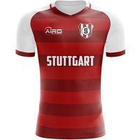 Image of 2020-2021 Stuttgart Away Concept Football Shirt - Womens