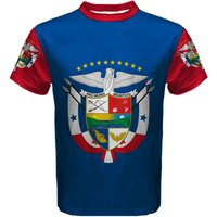Panama Coat of Arms Sublimated Sports Jersey