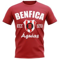 Benfica Established Football T-Shirt (Red)