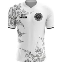 Image of 2020-2021 New Zealand Home Concept Football Shirt