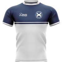 2020-2021 Scotland Training Concept Rugby Shirt - Kids