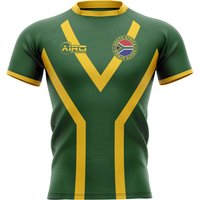 2019-2020 South Africa Springboks Flag Concept Rugby Shirt