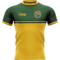 2020-2021 South Africa Springboks Training Concept Rugby Shirt