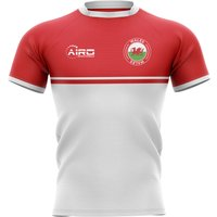 2019-2020 Wales Training Concept Rugby Shirt