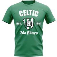 Celtic Established Football T-Shirt (Green)
